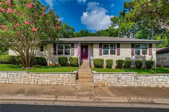 10706 Oak View Dr, Austin, TX 78759 (#2230869) :: Papasan Real Estate Team @ Keller Williams Realty