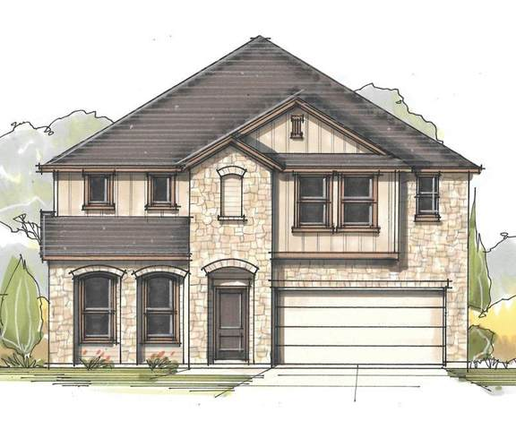 256 Hauser Dr, Leander, TX 78641 (#2235604) :: Zina & Co. Real Estate