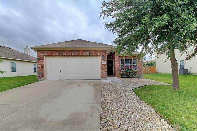 306 Rinehardt St, Hutto, TX 78634 (#2236264) :: The Perry Henderson Group at Berkshire Hathaway Texas Realty