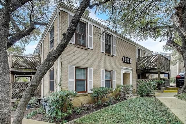914 E 32nd St #202, Austin, TX 78705 (#2236457) :: Watters International