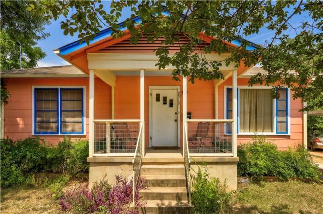 2010 Oxford Ave, Austin, TX 78704 (#2236572) :: Papasan Real Estate Team @ Keller Williams Realty