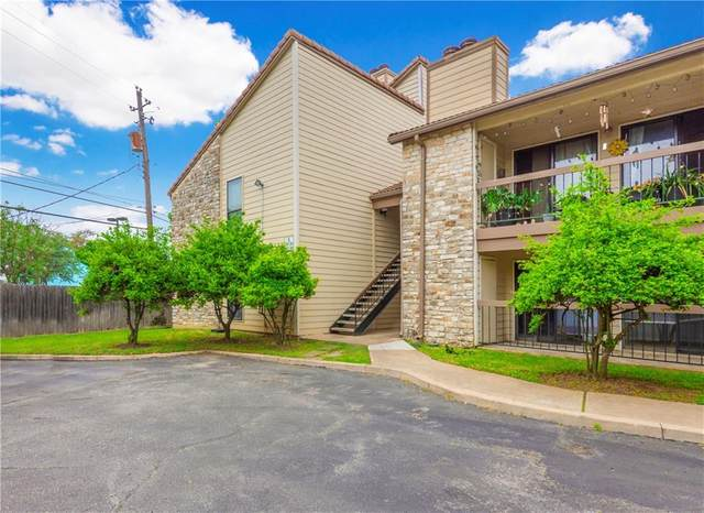 8600 Fathom Cir #2403, Austin, TX 78750 (#2237085) :: Ben Kinney Real Estate Team