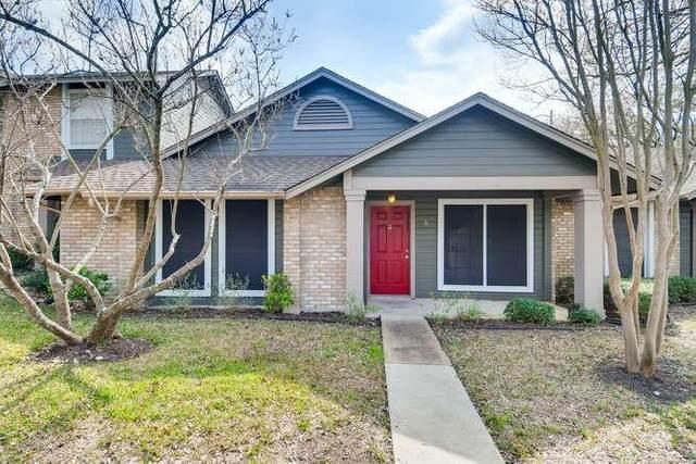 1015 E Yager Ln #5, Austin, TX 78753 (#2238775) :: Papasan Real Estate Team @ Keller Williams Realty