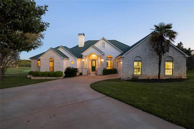 2209 Bay West Blvd, Horseshoe Bay, TX 78657 (#2240057) :: Watters International