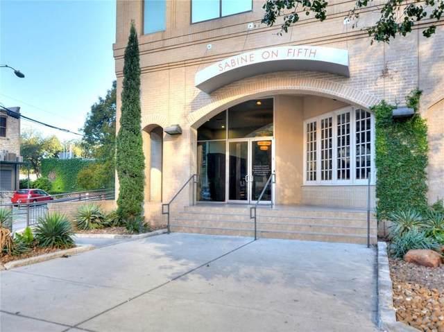507 Sabine St #708, Austin, TX 78701 (#2241768) :: Ben Kinney Real Estate Team