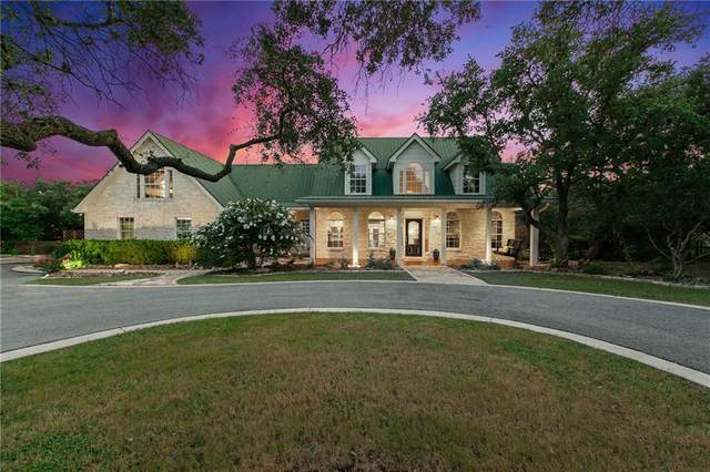 12300 Triple Creek Dr, Dripping Springs, TX 78620 (#2244440) :: Azuri Group   All City Real Estate