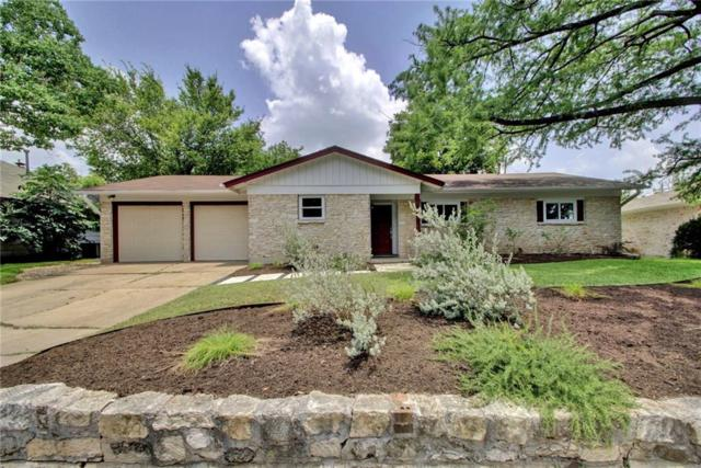 5503 Gloucester Ln, Austin, TX 78723 (#2245804) :: The Heyl Group at Keller Williams