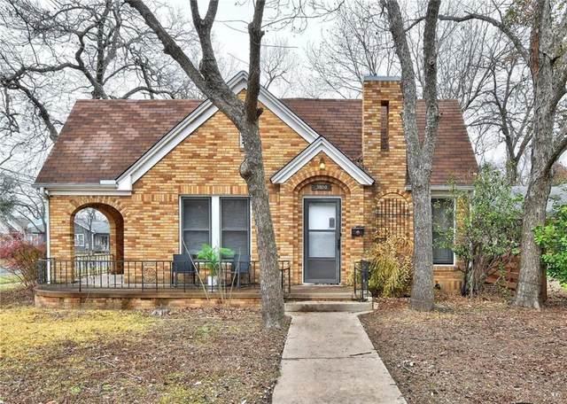 3800 Avenue H, Austin, TX 78751 (#2246352) :: Papasan Real Estate Team @ Keller Williams Realty