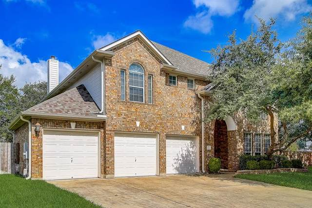 3806 Pebble Ct, Round Rock, TX 78664 (#2248015) :: Papasan Real Estate Team @ Keller Williams Realty