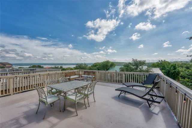 320 Twin Sails #30, Horseshoe Bay, TX 78657 (#2251640) :: RE/MAX Capital City