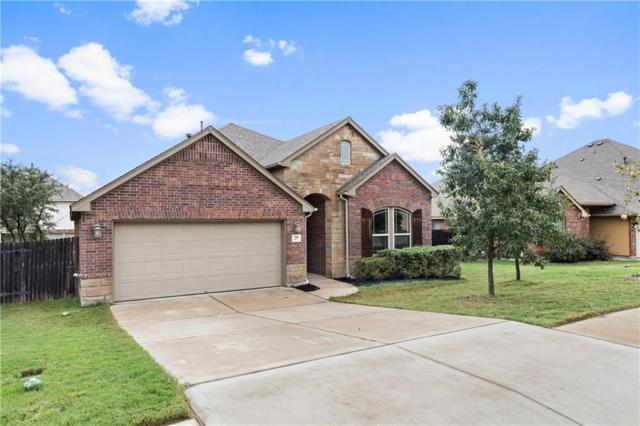 516 Cerezo Dr, Leander, TX 78641 (#2252382) :: The Heyl Group at Keller Williams