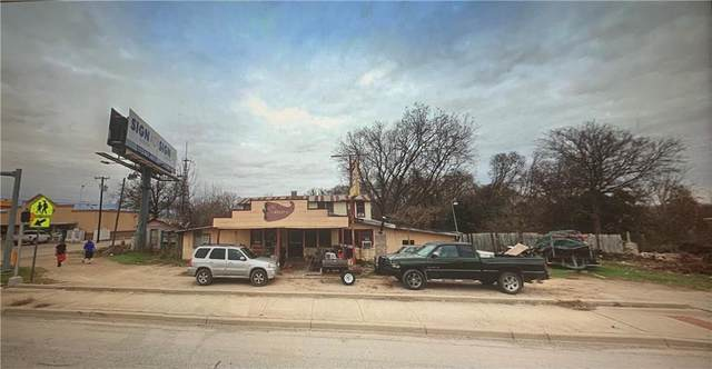 201 E Highway 79 Highway, Thrall, TX 76578 (#2252508) :: R3 Marketing Group