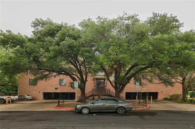 2401 Leon St #201, Austin, TX 78705 (#2252621) :: Realty Executives - Town & Country