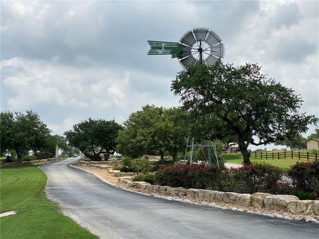 Lot 81 S Calvin Barrett, Blanco, TX 78606 (#2254220) :: Papasan Real Estate Team @ Keller Williams Realty