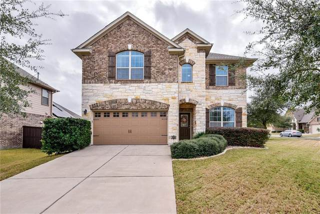 100 Snowdrift Trl, Round Rock, TX 78664 (#2254465) :: Realty Executives - Town & Country
