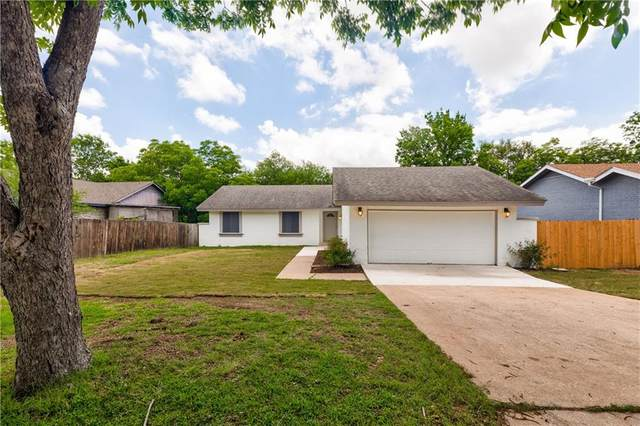 7307 Inspiration Dr, Austin, TX 78724 (#2255188) :: The Heyl Group at Keller Williams