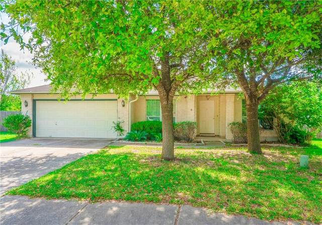 1800 Silone Cir, Round Rock, TX 78664 (#2256699) :: Lancashire Group at Keller Williams Realty