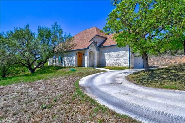 128 Winding, Sunrise Beach, TX 78643 (#2259425) :: Douglas Residential