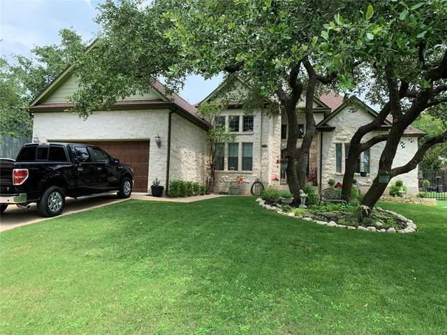 22019 Briarcliff Dr, Spicewood, TX 78669 (#2259818) :: Papasan Real Estate Team @ Keller Williams Realty