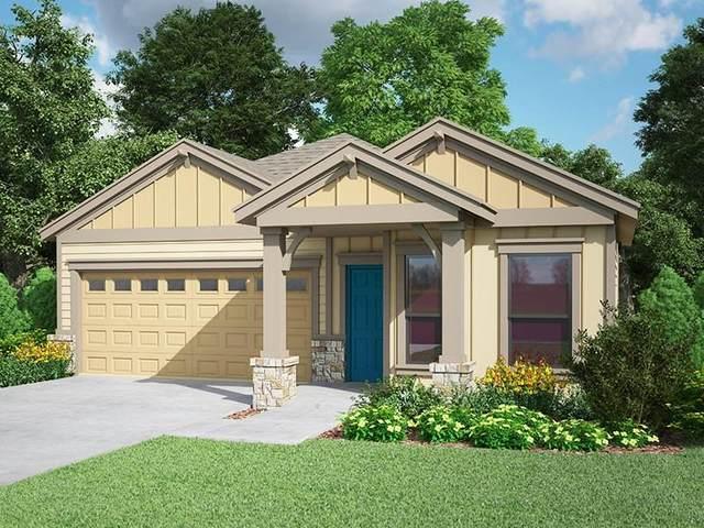 3017 Settlement Dr #22, Round Rock, TX 78665 (#2260154) :: Papasan Real Estate Team @ Keller Williams Realty
