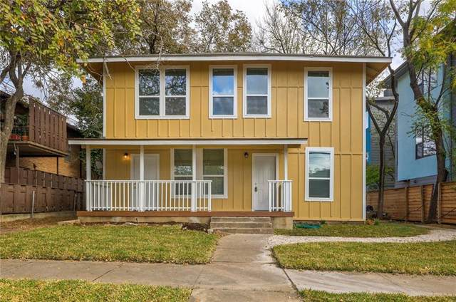 204 E 30th St #104, Austin, TX 78705 (#2261320) :: Lucido Global
