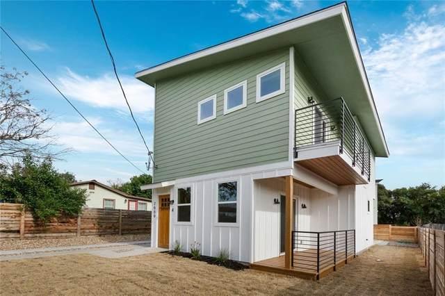 7609 Bennett Ave A, Austin, TX 78752 (#2262389) :: Zina & Co. Real Estate