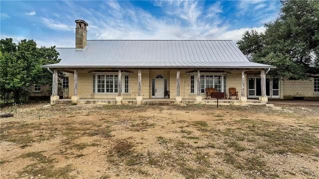 6075 Fm 1283, Bandera, TX 78063 (#2268199) :: Papasan Real Estate Team @ Keller Williams Realty