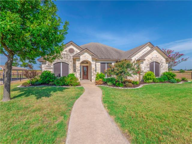 2190 County Road 105, Hutto, TX 78634 (#2269566) :: Realty Executives - Town & Country