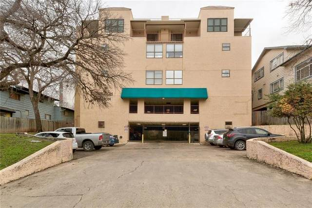 2409 Leon St #208, Austin, TX 78705 (#2272406) :: The Gregory Group