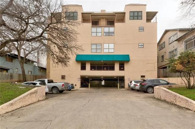 2409 Leon St #208, Austin, TX 78705 (#2272406) :: Watters International