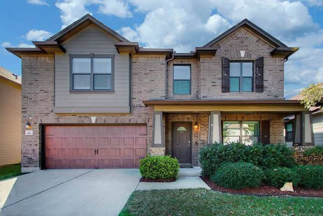 833 Oatmeal Dr, Pflugerville, TX 78660 (#2272483) :: The Perry Henderson Group at Berkshire Hathaway Texas Realty