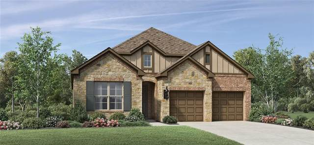 1233 Trevi Fontana, Leander, TX 78641 (#2273762) :: The Perry Henderson Group at Berkshire Hathaway Texas Realty