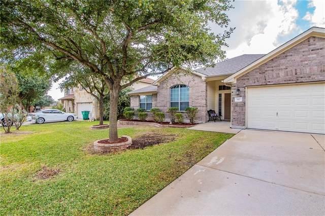 917 Old Wick Castle Way, Pflugerville, TX 78660 (#2275172) :: Papasan Real Estate Team @ Keller Williams Realty