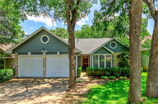 12703 Theriot Trl, Austin, TX 78727 (#2277418) :: The Summers Group