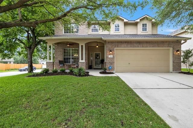 705 Arrowood Pl, Round Rock, TX 78665 (MLS #2277857) :: Vista Real Estate