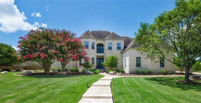 321 E Overlook Mountain Rd, Buda, TX 78610 (#2277928) :: Papasan Real Estate Team @ Keller Williams Realty