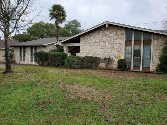 4118 Burney Dr, Austin, TX 78731 (#2278295) :: Papasan Real Estate Team @ Keller Williams Realty