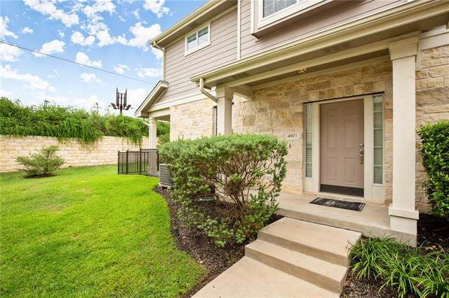 1900 Scofield Ridge Pkwy #4903, Austin, TX 78727 (#2280113) :: The Heyl Group at Keller Williams