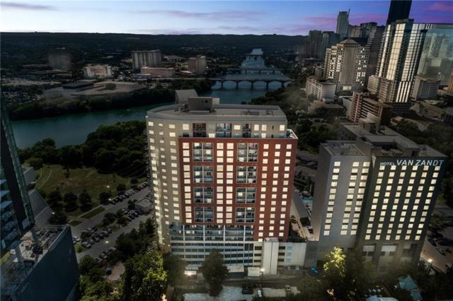 603 Davis St #2101, Austin, TX 78701 (#2282031) :: KW United Group
