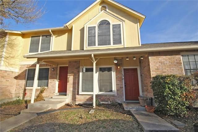 11901 Swearingen Dr 55-K, Austin, TX 78758 (#2283711) :: Papasan Real Estate Team @ Keller Williams Realty
