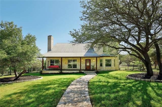 1101 E Bear Creek Rd, Liberty Hill, TX 78642 (#2286876) :: Papasan Real Estate Team @ Keller Williams Realty
