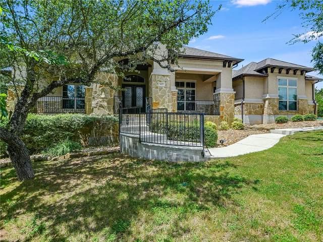 1437 Havenwood Blvd, New Braunfels, TX 78132 (#2288423) :: Papasan Real Estate Team @ Keller Williams Realty