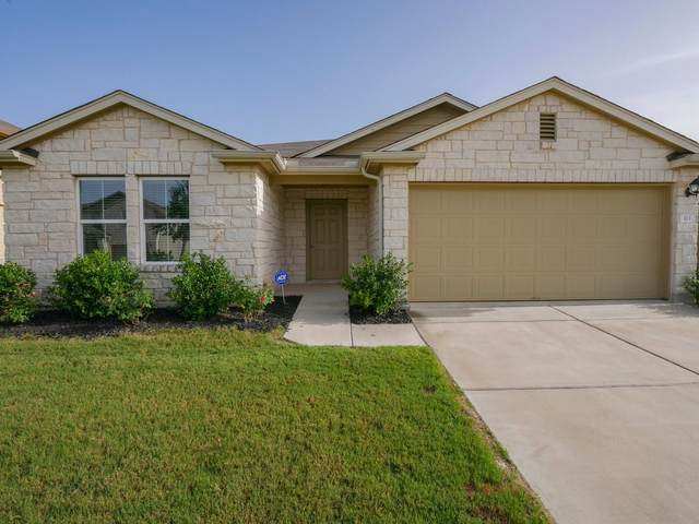 113 Leon River Loop, Hutto, TX 78634 (#2291992) :: The Perry Henderson Group at Berkshire Hathaway Texas Realty