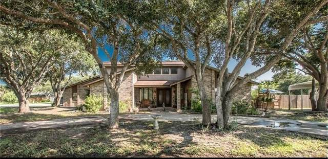 1301 Burton St, Woodsboro, TX 78393 (#2292285) :: First Texas Brokerage Company