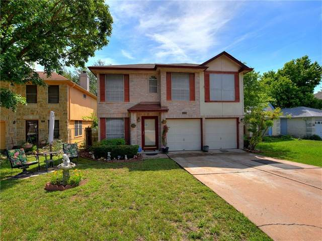 1419 Garden Path Dr, Round Rock, TX 78664 (#2294437) :: Azuri Group | All City Real Estate
