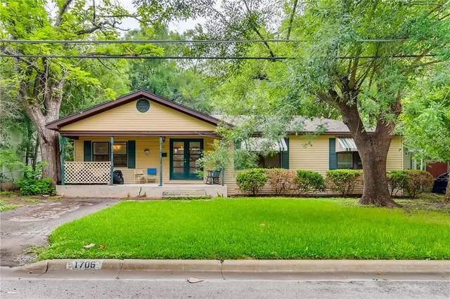 1706 Romeria Dr, Austin, TX 78757 (MLS #2296634) :: Brautigan Realty