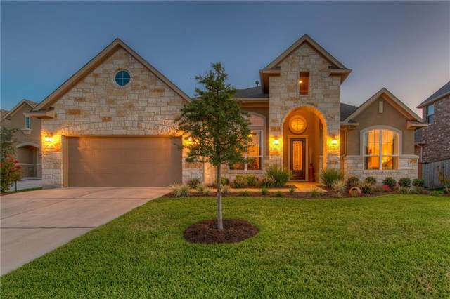 4306 Woodledge Pl, Round Rock, TX 78665 (#2298197) :: The Heyl Group at Keller Williams
