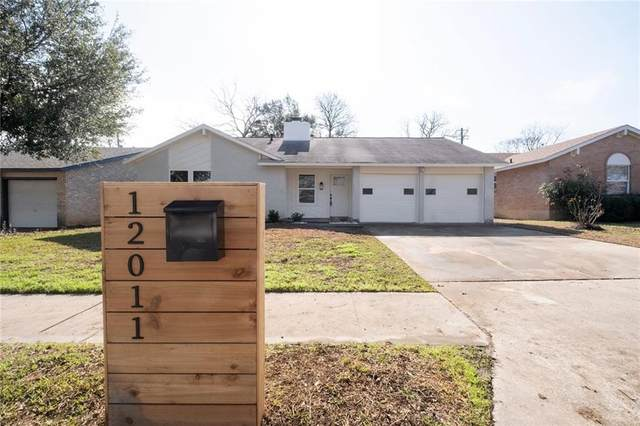 12011 Swallow Dr, Austin, TX 78750 (#2299704) :: Realty Executives - Town & Country