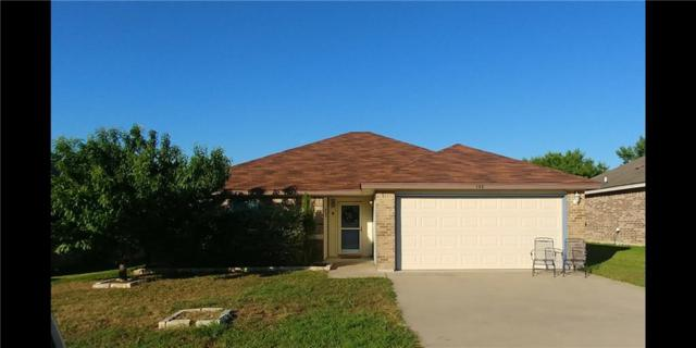 140 Calcite Ln, Jarrell, TX 76537 (#2304123) :: The Heyl Group at Keller Williams