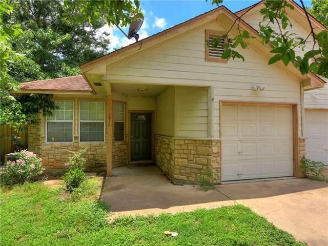 1814 St. Hwy 95 B, Bastrop, TX 78602 (#2305500) :: Ana Luxury Homes